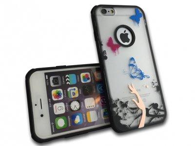 قاب محافظ شبرنگ مدل01 Apple iphone 6