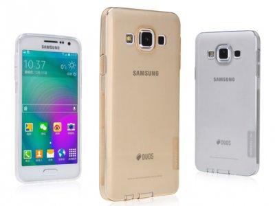 محافظ ژله ای Samsung Galaxy A3 مارک Nillkin