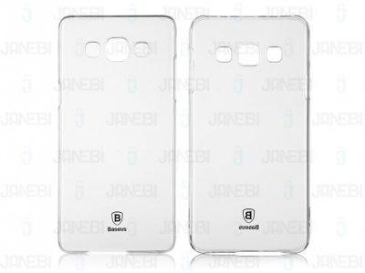 قاب محافظ شیشه ای Samsung Galaxy A3 مارک Baseus