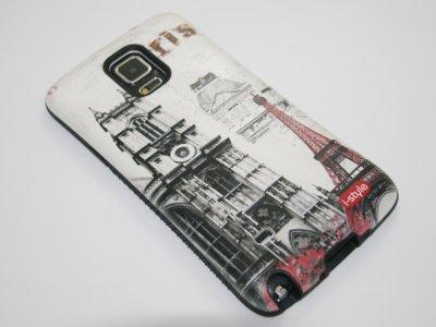 قاب محافظ Samsung Galaxy Note 4 مدل فرانسه مارک iFace