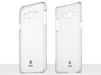 قاب محافظ شیشه ای Samsung Galaxy A7 مارک Baseus