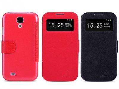 کیف چرمی مدل07 برای Samsung Galaxy S4 مارک Nillkin