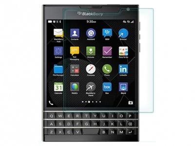 محافظ صفحه نمایش شیشه ای BlackBerry Passport مارک Nillkin