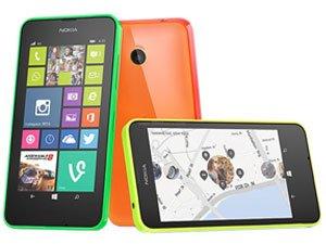 گوشی جدید مایکروسافت با نام Lumia 635  با 1 گیگا بایت رم در راه است