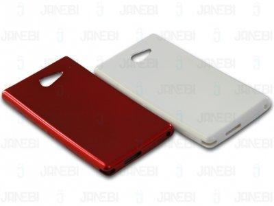 محافظ ژله ای رنگی Sony Xperia M2