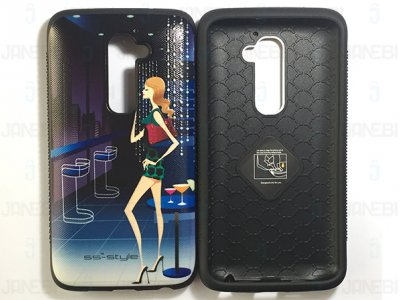 قاب محافظ LG G2 مدل 01 مارک iFace