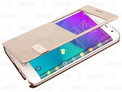 کیف چرمی Samsung Galaxy Note Edge مارک Usams