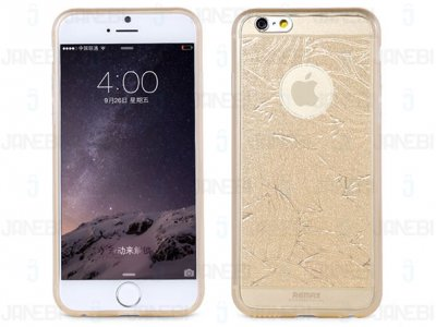 محافظ ژله ای آیفون Remax Autumn Leaves Case Apple iPhone 6/6s