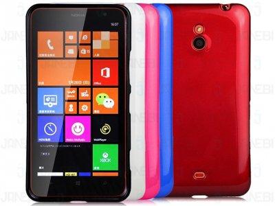 محافظ ژله ای رنگی Nokia Lumia 1320