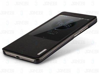 کیف چرمی Huawei Ascend Mate 7 مارک Baseus