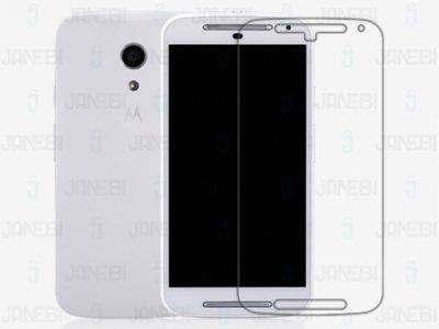 محافظ صفحه نمایش شفاف نیلکین موتورولا Nillkin Clear Screen Protector Motorola MOTO G2