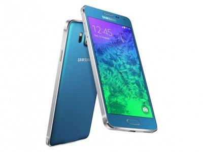 ماکت گوشی موبایل Samsung Galaxy Alpha