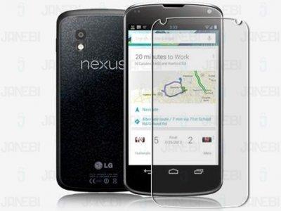 محافظ صفحه نمایش LG Google Nexus 4 مارک Nillkin