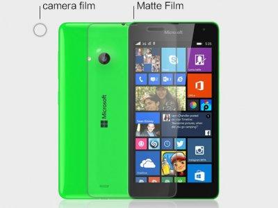 محافظ صفحه نمایش مات Microsoft Lumia 535 مارک Nillkin