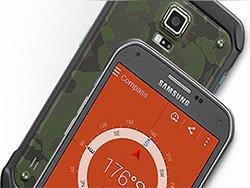 گوشی فوق العاده محکم Galaxy S6 Active سامسونگ