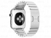 ساعت هوشمند اپل Apple Watch 38mm Stainless Steel Case with Link Bracelet