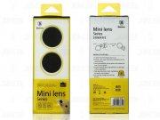لنز فیش آی، واید و ماکرو Baseus Mini Lens Fisheye, Wide