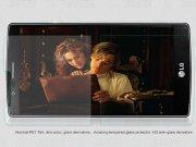محافظ صفحه نمایش شیشه ای LG G4 مارک Nillkin