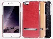 قاب محافظ چرمی Apple iphone 6   مدل M-Jarl مارک Nillkin