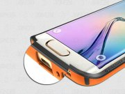 بامپر ژله ای Samsung Galaxy S6 edge مارک Nillkin-Armor