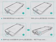 خرید اینترنتی قاب شارژر Apple iPhone 6 Magic case