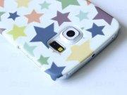 قاب محافظ Samsung Galaxy S6 edge Mixed Stars
