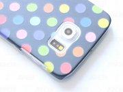 قاب محافظ  Samsung Galaxy S6 edge Cutie Dots