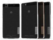 محافظ ژله ای Huawei P8 Lite مارک Nillkin-TPU