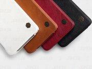 قیمت کیف چرمی Samsung Galaxy Note 5 مارک Nillkin-Qin
