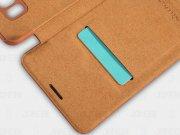 کیف چرمی Samsung Galaxy Note 5 مارک Nillkin-Qin