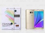 محافظ صفحه نمایش شفاف Samsung Galaxy Note 5 مارک Nillkin