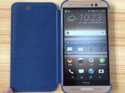 کیف هوشمند HTC One ME Dot View