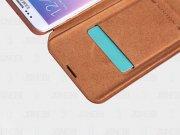 کیف چرمی Samsung Galaxy S6 edge Plus مارک Nillkin-Qin