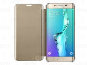 قیمت کاور اصلی Samsung Galaxy S6 edge Plus Clear View Cover