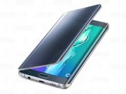 کاور اصلی Samsung Galaxy S6 edge Plus Clear View Cover