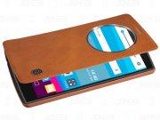 کیف چرمی LG G4 Beatمارک Nillkin-Qin