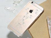 قیمت محافظ ژله ای پروانه Apple iphone 6 مارک Remax