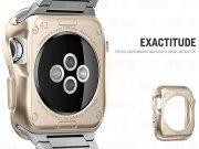 خرید محافظ ژله ای Apple watch 42mm مارک Spigen-TPU