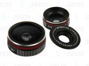 لنز فیش آی، واید و ماکرو Baseus Mini Lens Pro Fisheye, Wide