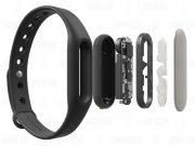 دستبند سلامتی Xiaomi Mi Band همراه بند رنگی