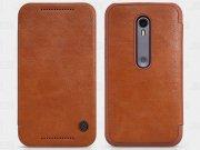 قیمت کیف چرمی Motorola MOTO G3 مارک Nillkin