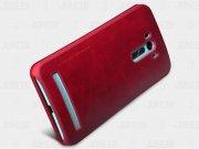 خرید کیف چرمی Asus Zenfone Selfie ZD551KL مارک Nillkin