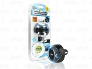 Freshtech Dual USB Car Charger And Air Freshener