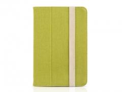 کاور آیپد مینی Fabric Folio OliveSand