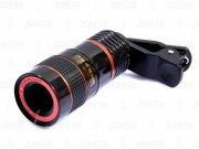 خرید لنز گوشی موبایل Telephoto Lens 8X LQ-007