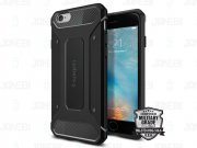 محافظ ژله ای Apple iphone 6/6s مارک Spigen-Rugged Armor