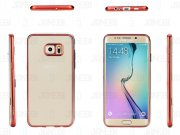 محافظ ژله ای Samsung Galaxy S6 edge Plus مارک Rock-TPU Flame line