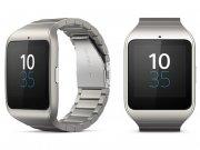 قیمت ساعت هوشمند سونی بند فلزی  SmartWatch 3 SWR50