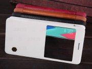 کیف چرمی Samsung Galaxy A9 مارک Nillkin-Qin