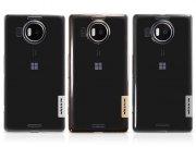 محافظ ژله ای Microsoft Lumia 950 XL مارک Nillkin-TPU